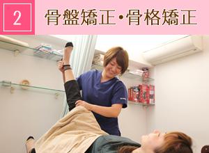神戸市西区 笑み美容整体院のダイエット施術の流れ2
