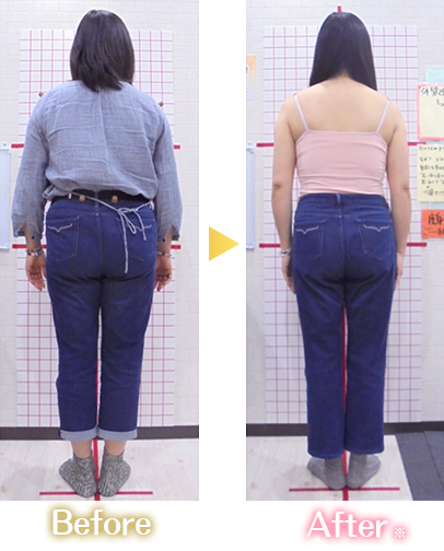 神戸市西区40代女性ダイエットBefore&After05